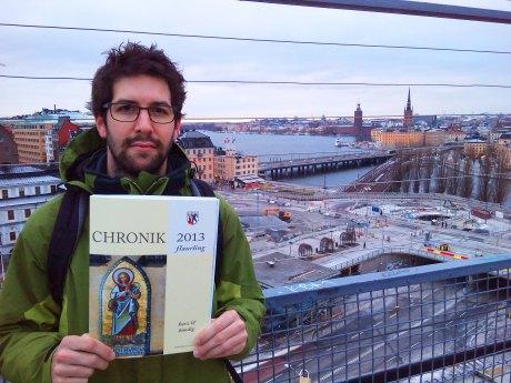 Thomas in Stockholm